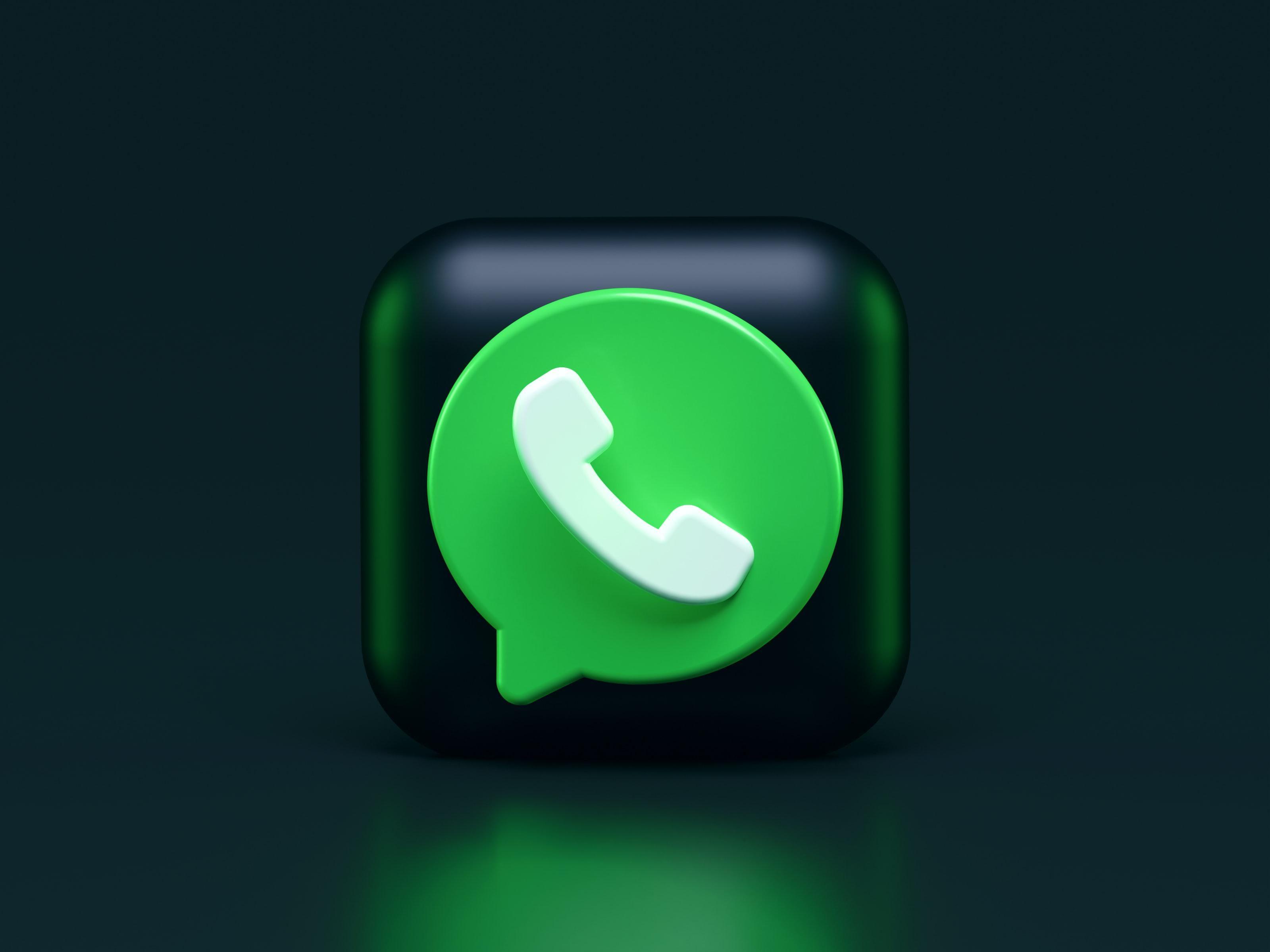 A 80 milliárdos büntetést kapó WhatsApp logója